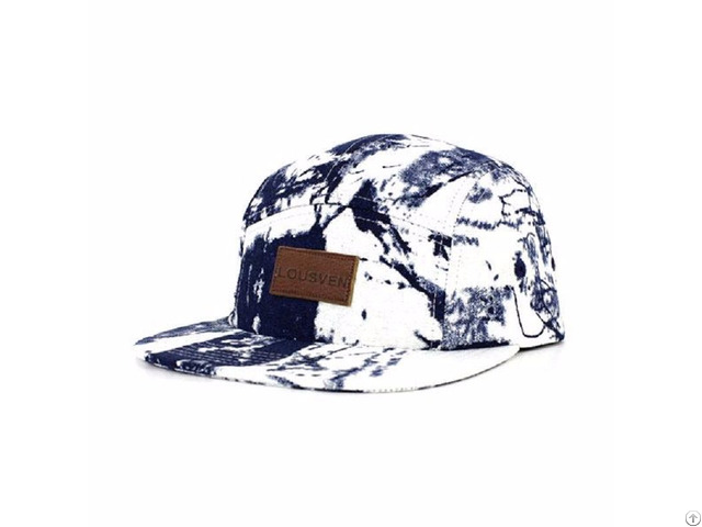 Custom Made Logo Five Panels Hats