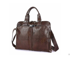 Bolo Business Briefcase Leather Men Bag
