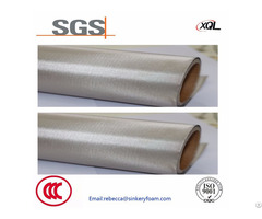 High Quality Customized Demension Anti Theft Woven Metal Fabric