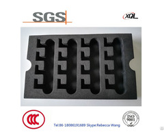 Customized Demension Water Proof Esd Conductive Eva Foam Tray For Turnover