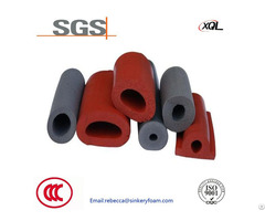 Customized Esd Heat Insulation Silicone Foam Sheet