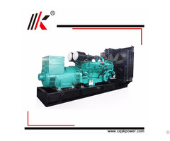 1100kw 1375kva Heavy Duty Permanent Magnet Generators In Philippines With Kta50 G8 Engine