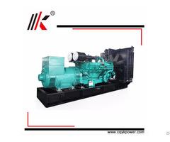 1100kw 1375kva Heavy Duty Permanent Magnet Generators In Philippines With Kta50 G8 Engine
