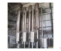 Liquid Glucose Syrup Manufacturing Machine