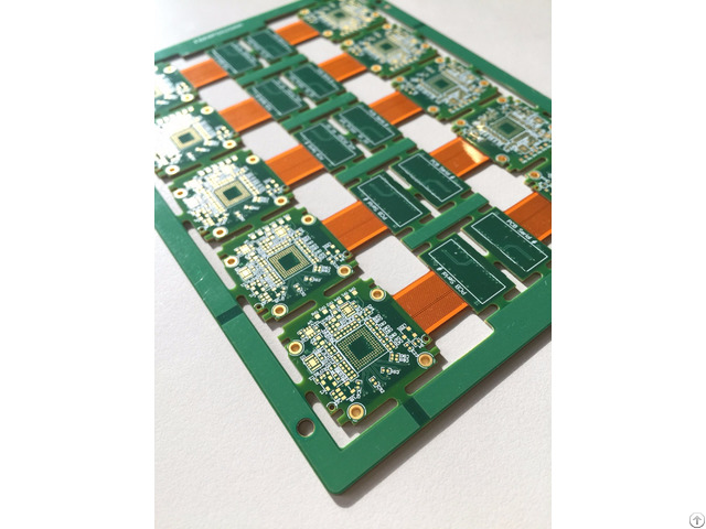 Rigid Flex Pcb With Hdi Impedance Control