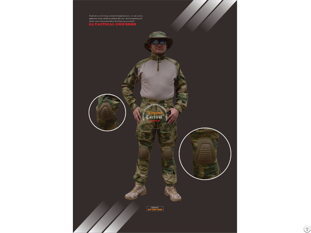Camo Tactical Uniforms Jersey Pants Jackets