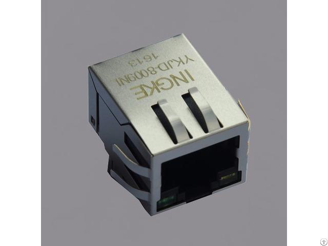 Hanrun Hy911105h 10 100 Base T Rj45 Modular Jack Connectors