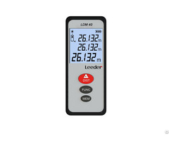 New Mini Size Laser Distance Meter