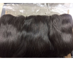Vietname Hair Lace Base Frontals High Quality Good Price Hand Tied Product