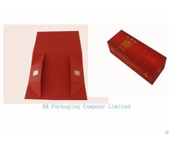 Wholesale Customized Folding Gift Box With Magnetic Closure