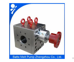 Batte Metering Pump For Strapping Band Making Machine Zb C 200cc