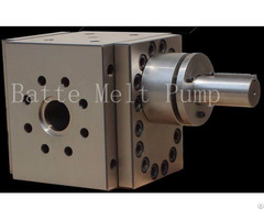 Batte Metering Pump For Strapping Band Making Machine