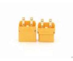 Amass Brass Gold Plated Xt60pt High Quality Lithium Battery Connector