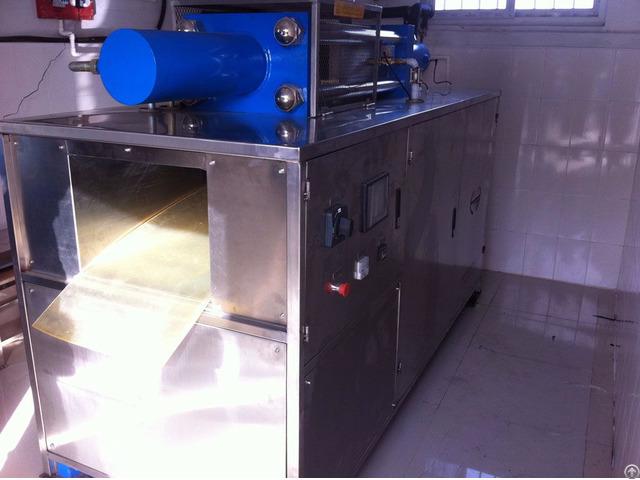 Dry Ice Block Machine Jhk300