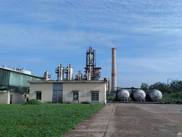 Co2 Recovery Plant From Fermentation