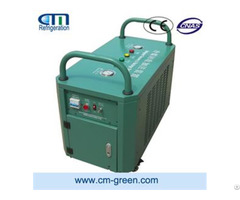 Cm5000 Refrigerant Recovery Machine For Screw Units