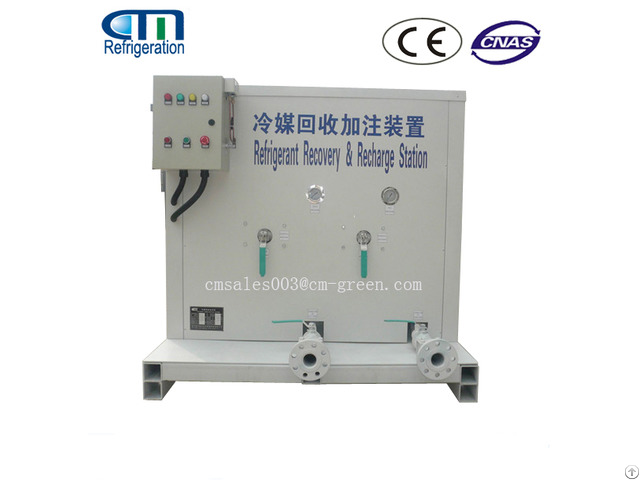 Wfl36 Iso Tank Refrigerant Recovery Machine