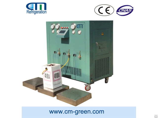Cm20 Multiple Stage Refrigerant Sub Package System