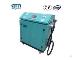 Cm86 Refrigerant Charging Machine For Refrigerator Assemble Line