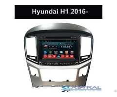 Hyundai H1 2016 2017 Best Dvd Player For Android Touch Screen Factory