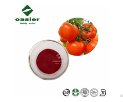 Water Soluble Anti Aging Tomato Lycopene Hplc Powder