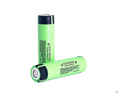 Rechargeable 18650 Li Ion Battery Pack 3 7v