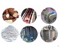Cassava Starch Extracting Machine