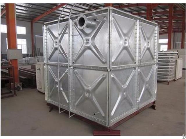 Galvanized Steel Water Tank China