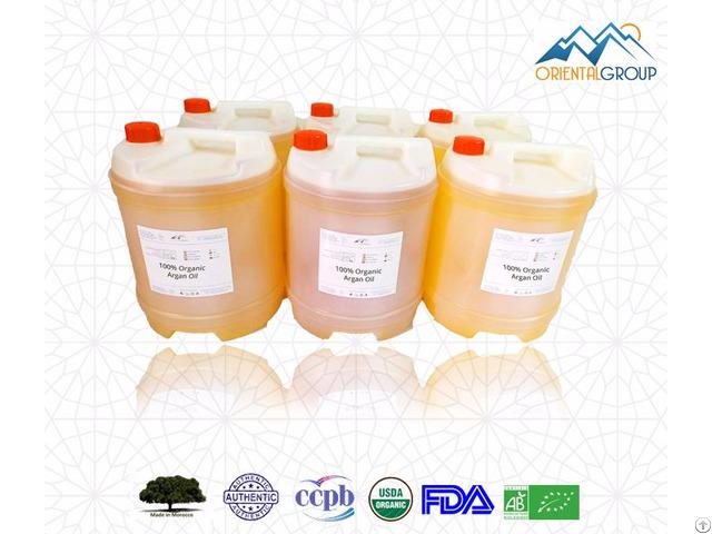 Organic Virgin And Deodorized Argan Oil In Bulk