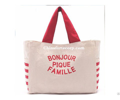 Promotion Cotton Canvas Tote Bag