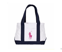 Canvas Shopping Tote Bags With Custom Printed Logo