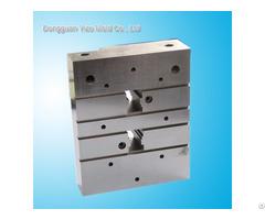 Usa Aisa D2 H13 P20 M2 Mould Part Of Led Cnc Mold Parts