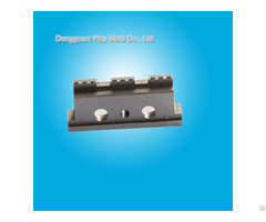 Spare Part Mould Factory With Plastic Mold Insert Of Led