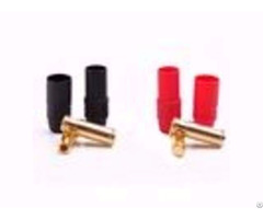 Amass Bullet Connector 100a Pin For Rc Car Lipo Battery As150