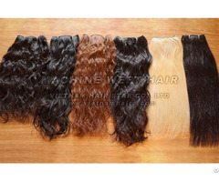 Standard Single Drawn Weft Hair Wholesale Price
