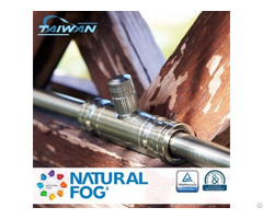 Taiwan Natural Fog Nozzle Coupling