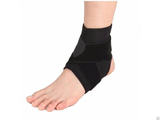 Neoprene Ankle Brace With Adjustable