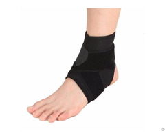 Neoprene Ankle Brace With Adjustable
