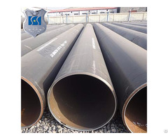 Longitudinal Seam Submerged Arc Welding Pipe