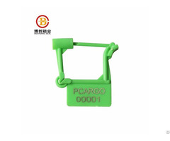 Plastic Padlock Seals For Meter Electric