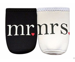 Neoprene Custom Wedding Koozies