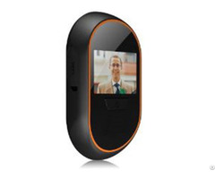 Digital Door Viewer With Built In Motion Sensor
