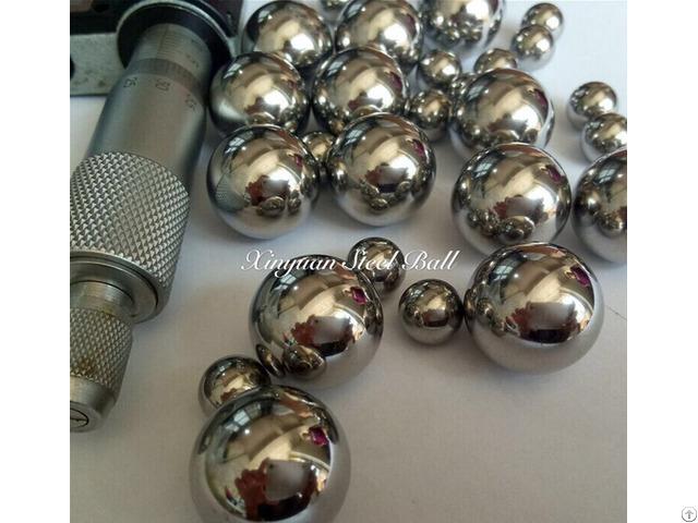 Aisi 52100 100cr6 Chrome Steel Balls