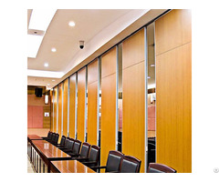 Sliding Movable Sound Proofing Partition Walls