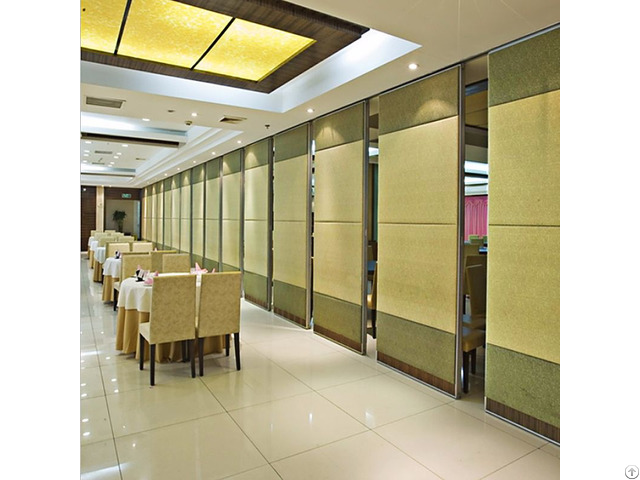 Restaurant Soundproofing Acoustic Room Divider