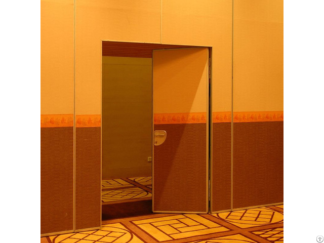 Restaurant Soundproofing Acoustic Room Dividers