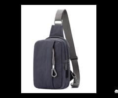 Fashion Hot Sell Woven Shoulder Bag For Men Backpack