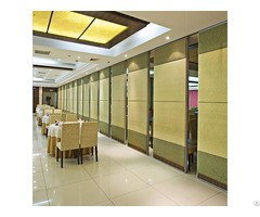 Restaurant Soundproofing Acoustic Room Divider