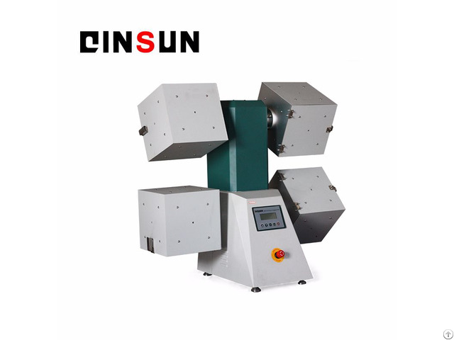 Ici Pilling And Snagging Test Machine