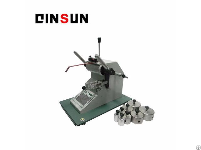 Digital Elmendorf Tearing Test Machine